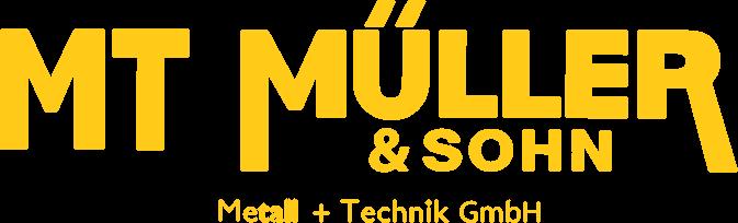 MT Müller & Sohn – Metall- und Stahlbau